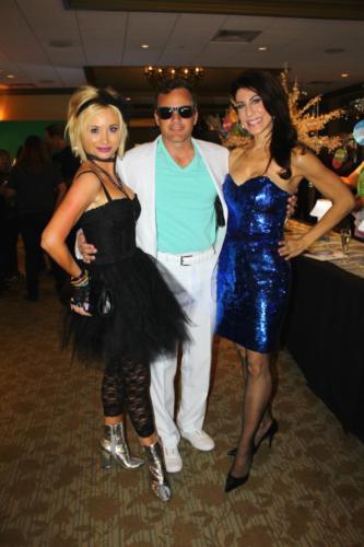 Sonya Sawyer, Brian Sawyer, Sharon Delaura