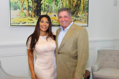 Dr. Sonia Rocha, Larry Farrell