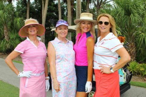 Mary Lottes, Gillian Campbell, Lisa Spiller, Kimberly Votta