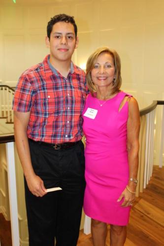 Gerardo Rodriguez, Susan Brown