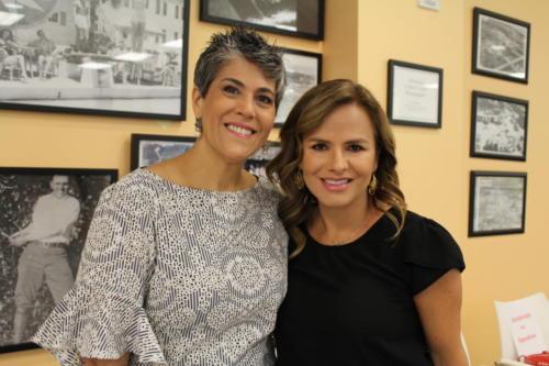 Kelly Capolino, Paula DiGrigoli