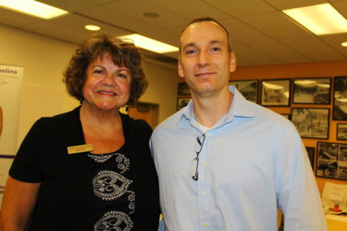 Kathy Guyitt, Kyle Reed